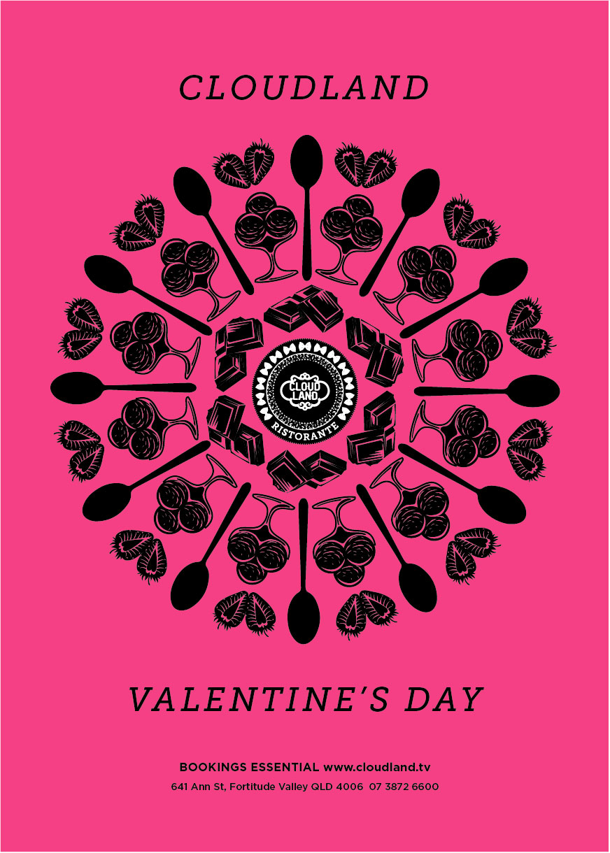 Cloudland Valentine's Da