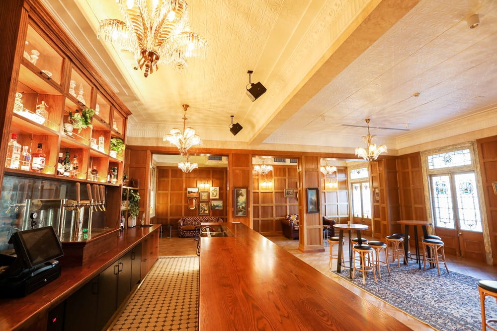Cloudland Function Rooms, Heritage Room, Fortitude Valley, Brisbane
