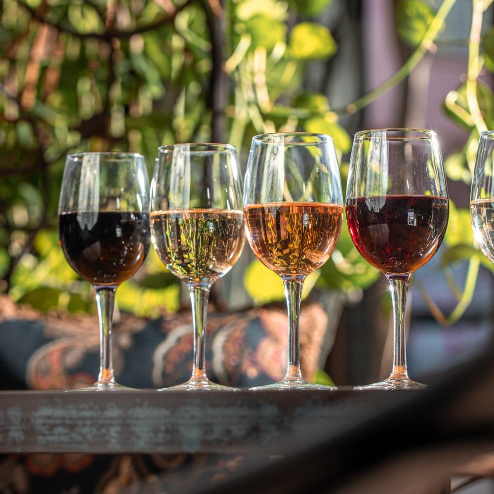 Cloudland Vintopia Wine Tasting