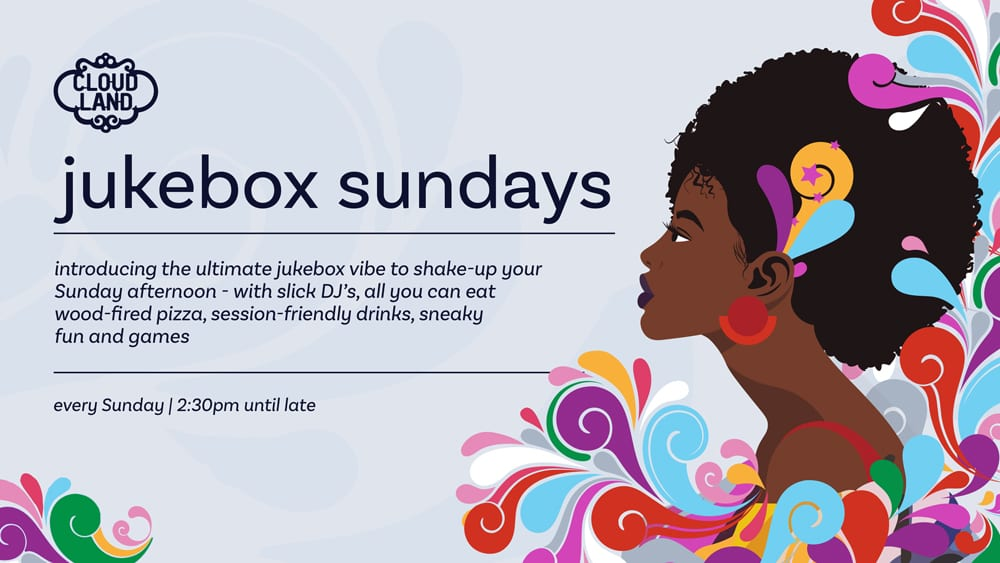 Cloudland Sunday Session, Jukebox Sunday