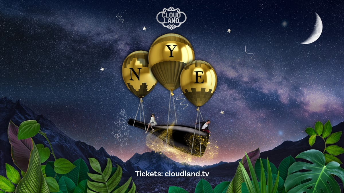 Cloudland New Year's Eve 2020
