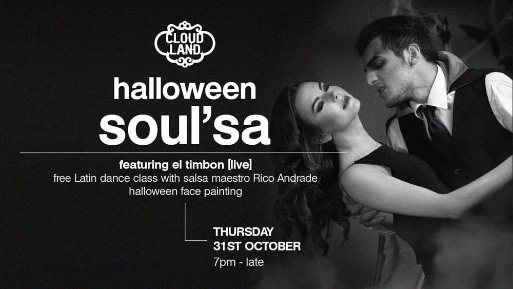 Cloudland Soul'sa Halloween