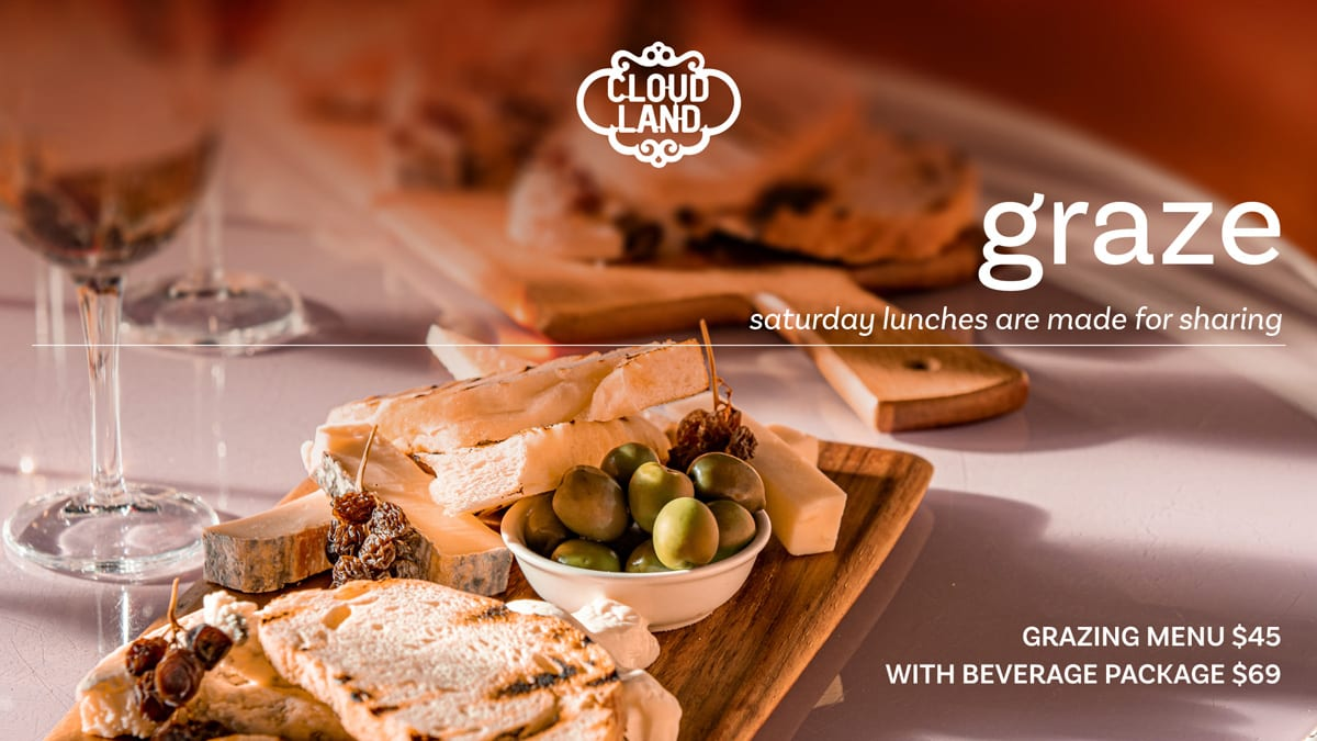 Cloudland Graze Lunch