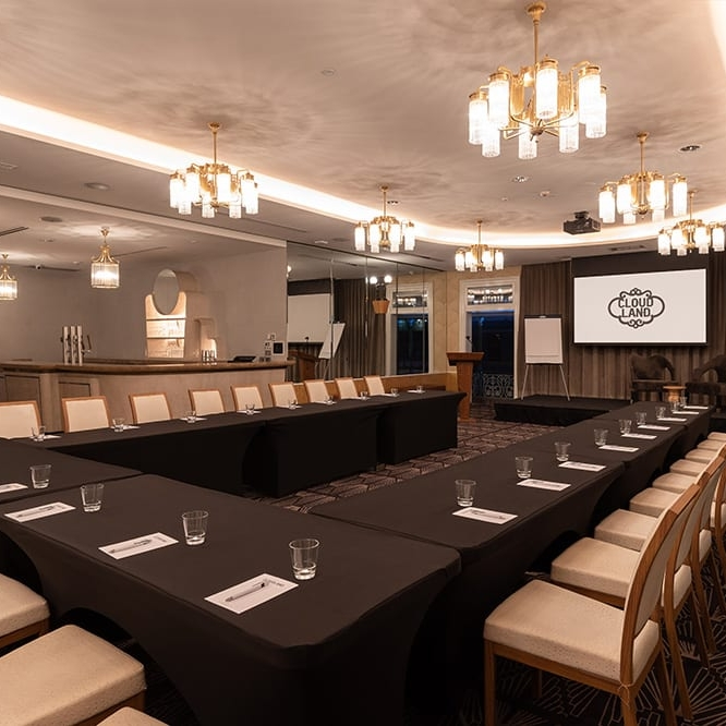 Cloudland Function Rooms - Moon Room