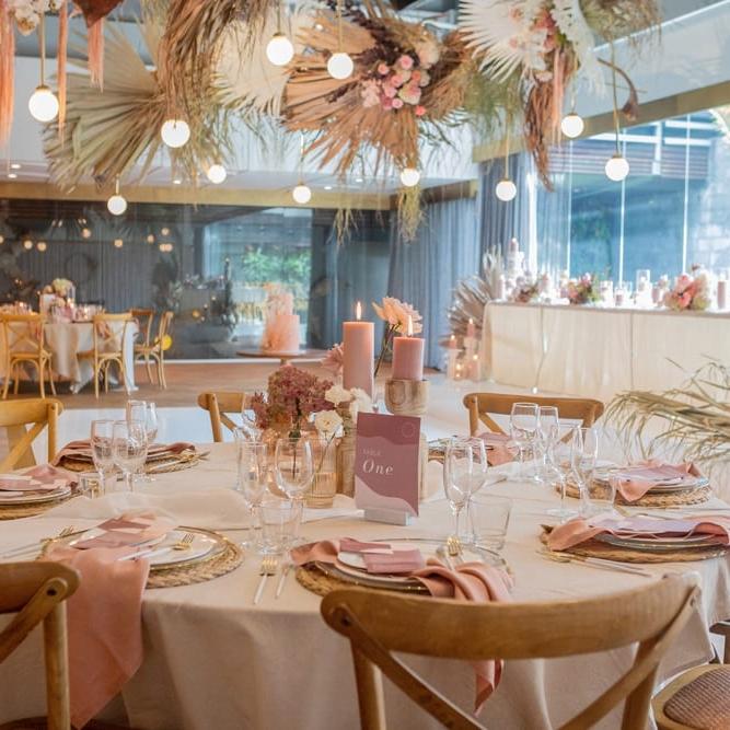 Cloudland Rose Room Brisbane